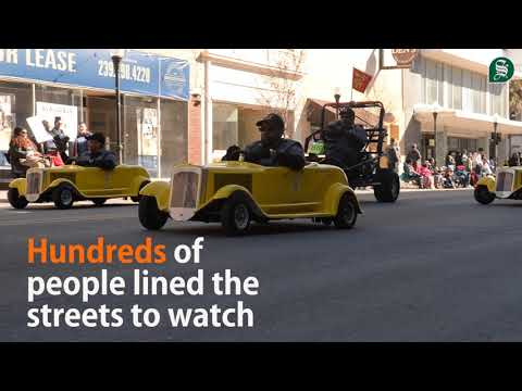 Savannah's Martin Luther King Jr. Parade 2018