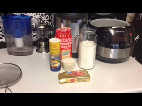 Приготовить Мультиварка Polaris PMC0517AD  рецепты онлайн видео