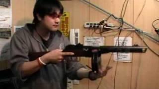 PPsh-41(ペーペーシャ)・ARES・ブローバック電動ガン thumbnail