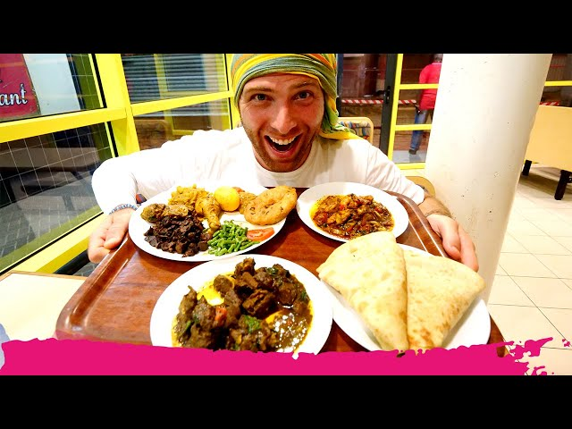 SURINAMESE Indian Food Will BLOW YOUR MIND! | Paramaribo, Suriname