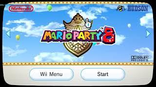 Mario Party 8 - Wii Menu Music