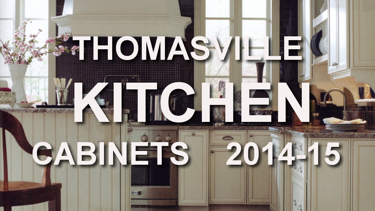thomasville kitchen cabinet catalog 2014 15 at home depot youtube