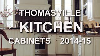 Thomasville Kitchen Cabinet Catalog 2014-15 At Home Depot