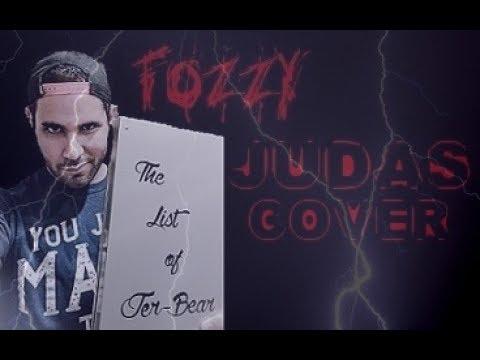 Fozzy- Judas Cover