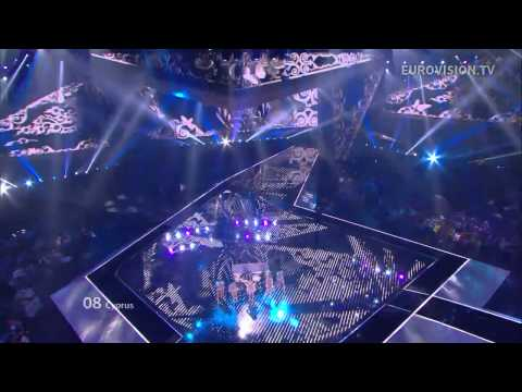 Ivi Adamou - La La Love - Live - Grand Final - 2012 Eurovision Song Contest