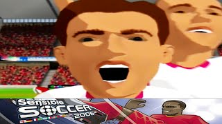 (NOT SO) SENSIBLE SOCCER 2006 - International & Club Matches!