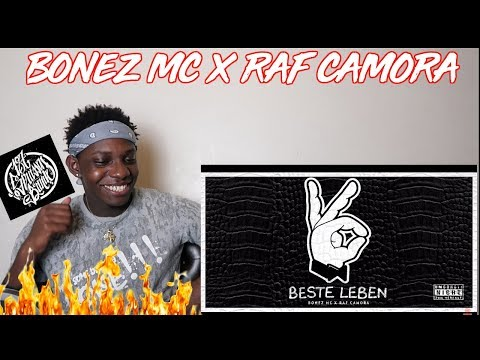 BONEZ MC & RAF CAMORA - BESTE LEBEN - REACTION