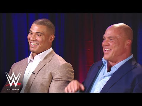 Jason Jordan reveals how he learned Kurt Angle was his father (WWE Network Exclusive)