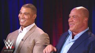 Jason Jordan reveals how he learned Kurt Angle was his father (WWE Network Exclusive)