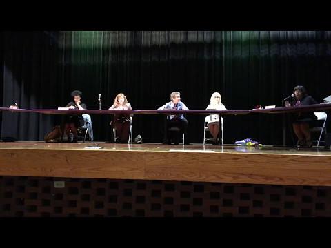 05/09/2017 Meeting - St. Louis City Board of Education: Public Comments