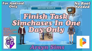 The Simsfreeplay | Fast Forward Task/Simchases screenshot 3
