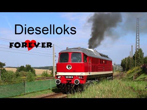 Diesellok Compilation