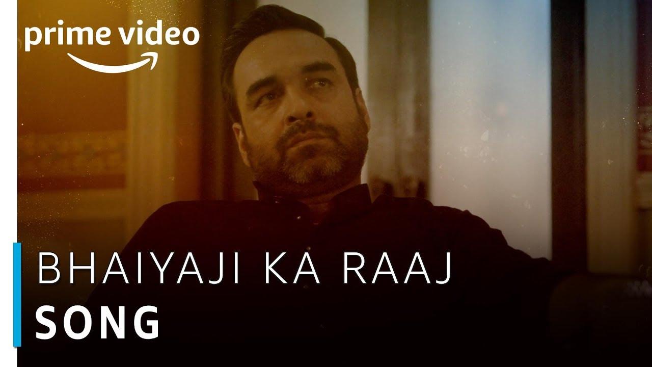 Download Bhaiya Ji Ka Raaj Video Song | Mirzapur Theme Track ft. Neha Kakkar | Pankaj Tripathi, Ali Fazal