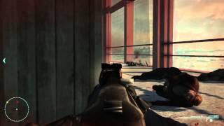 Sniper: The Manhunter - Part 5, A Long Way Down