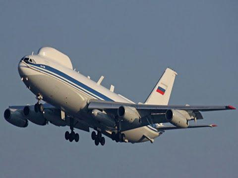 Россия модернизирует самолеты Ил-80 и Ил-82