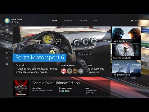 Функция голосового ввода текста появится на Xbox One