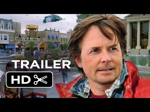 Back to the Future 4 Trailer 2018 - Parody