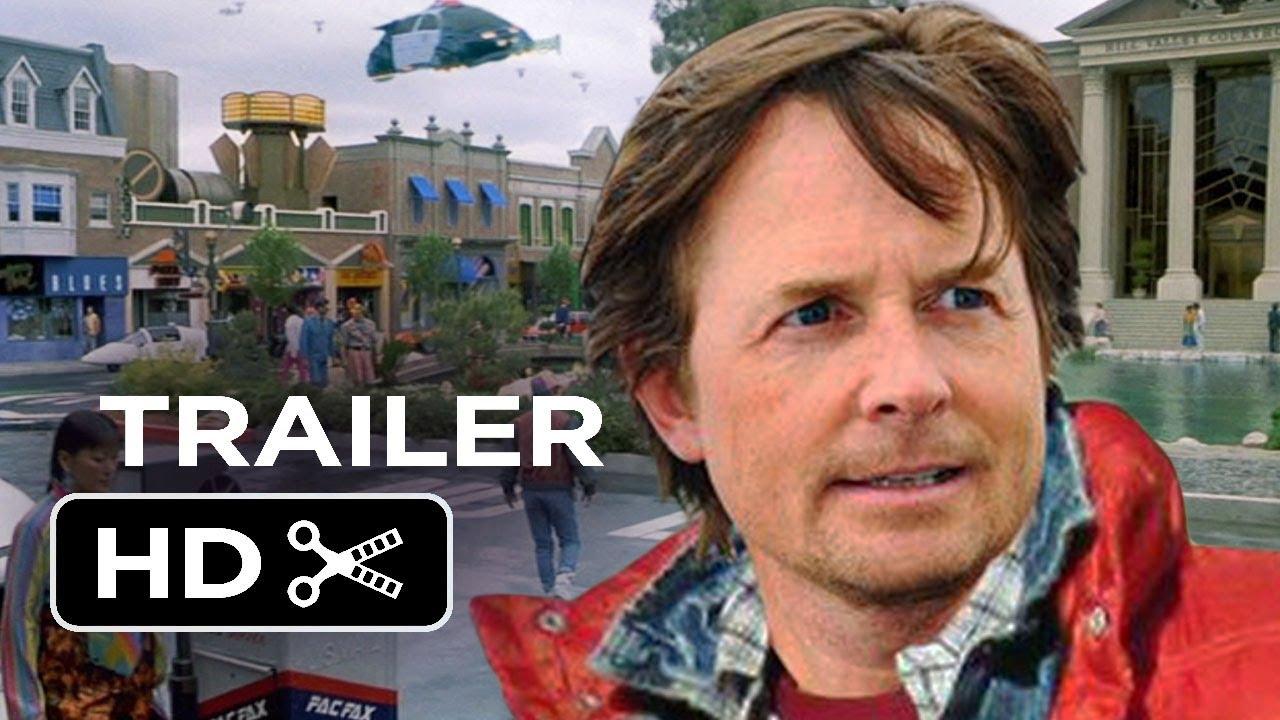 Back to the Future 4 - 2020 Movie Trailer - Parody