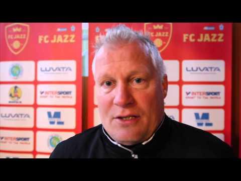 ACOTV - Jälkipelit ottelusta FC Jazz - AC Oulu 13.5.2015