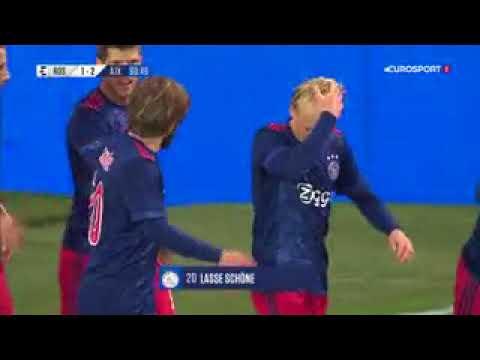 Rosenborg-Ajax (3-2) Highlights