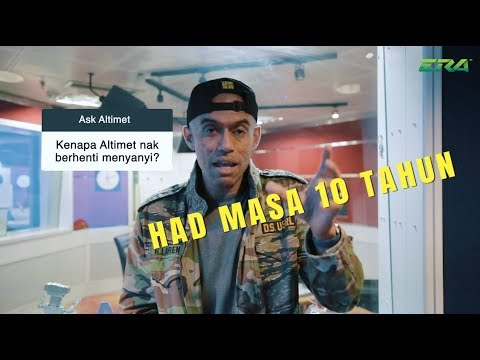 Ask Me Question Bersama Altimet