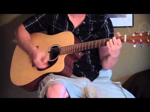 Blues Traveler Run Around Guitar Tutorial with Video Guitar Tab