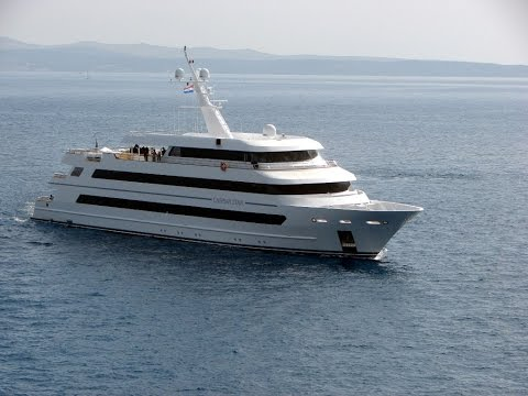 LUXURY MOTOR YACHT 'CASPIAN STAR'