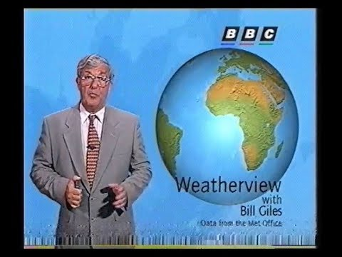 BBC2 Weatherview into the Learning Zone - 1997