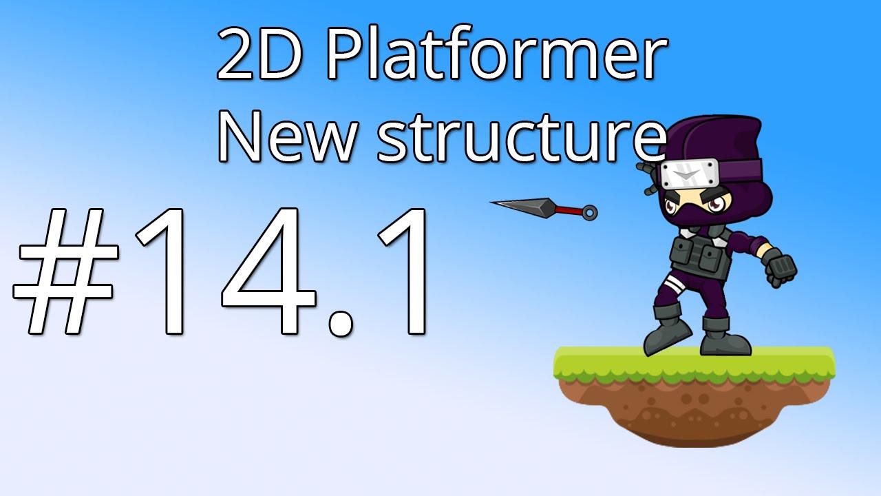 14 1 Unity 5 Tutorial For Beginners 2d Platformer New
