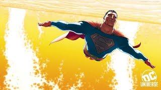 DC Universe   The Ultimate DC Membership   Comics Promo