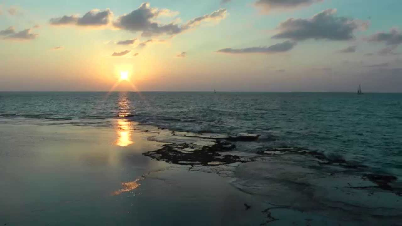Relaxation tranquil sea sunset scene youtube - Plants that help you sleep natures soothing effect ...