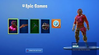 "How to Unlock ""REFLEX SKIN STYLES"" in Fortnite! NEW ""REFLEX BUNDLE VARIANTS!"" (REFLEX SKIN REWARDS)!"