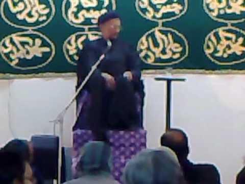 Maulana Syed Hamidul Hasan | Majlis 1-C | I.H. Alvi Imambargah | Allahabad | 17th Moh, 2nd Dec 2012