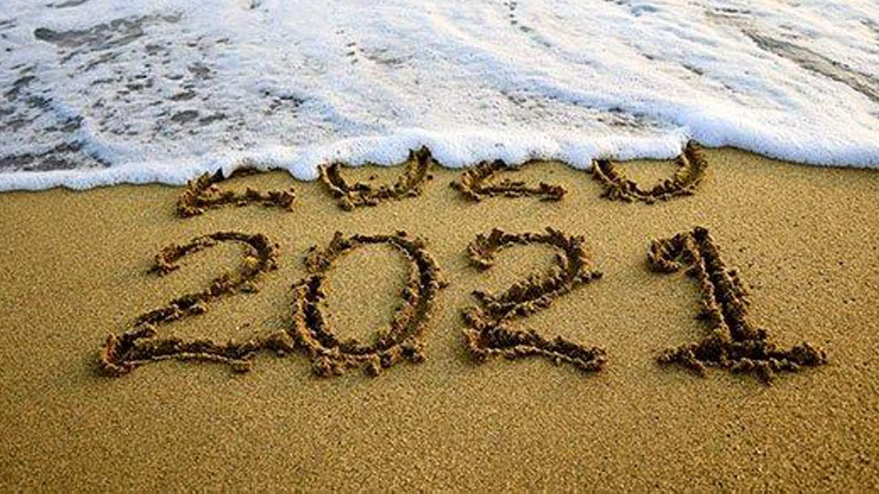 Download *NEW TREND* Goodbye 2020 Welcome 2021