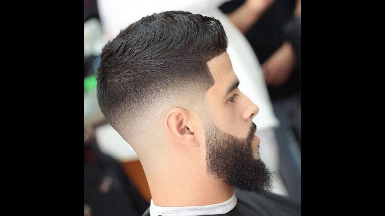 Nouvelle coiffure pour homme noir