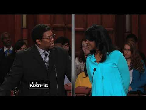 Judge Mathis Brings a Father and Daughter Together
