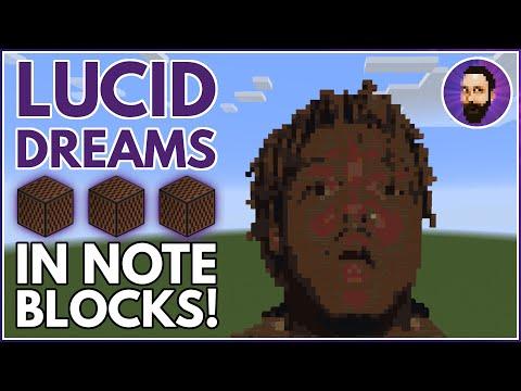 Juice WRLD - Lucid Dreams | Minecraft Note Block Song