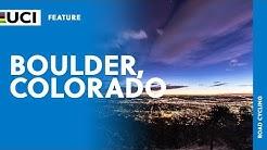 Welcome to Boulder, Colorado
