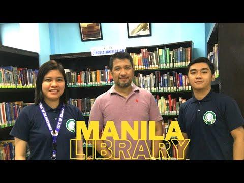 NEW PROGRAM OF MANILA CITY LIBRARY | (MIROS)