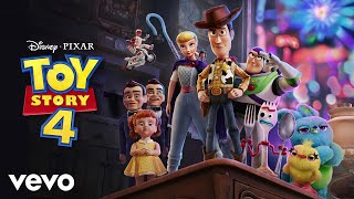 "Randy Newman - Sneaking and Antiquing (From ""Toy Story 4""/Audio Only)"
