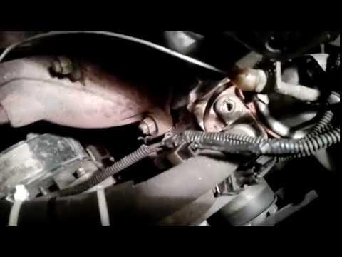 Замена датчика температуры на газели с двигателем 4216 инжектор