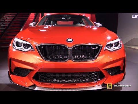 2019 BMW M2 Competition - Exterior and Interior Walkaround - 2018 LA Auto Show
