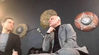 Радислав Гандапас vs Петр Осипов в Бизнес Молодость