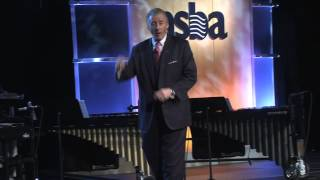 David A. Pickler Addresses NSBA's 2014 Annual Conference