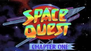 Space Quest 1 VGA Intro