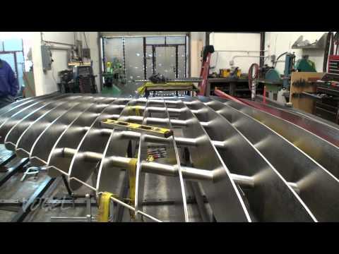 Vogel Designs' Boeing Art Installation