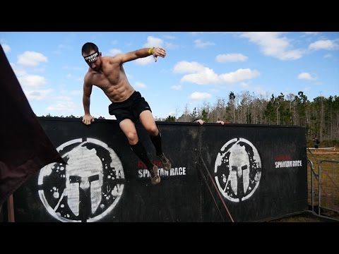 Spartan Race Jacksonville FL, The Selection on HISTORY