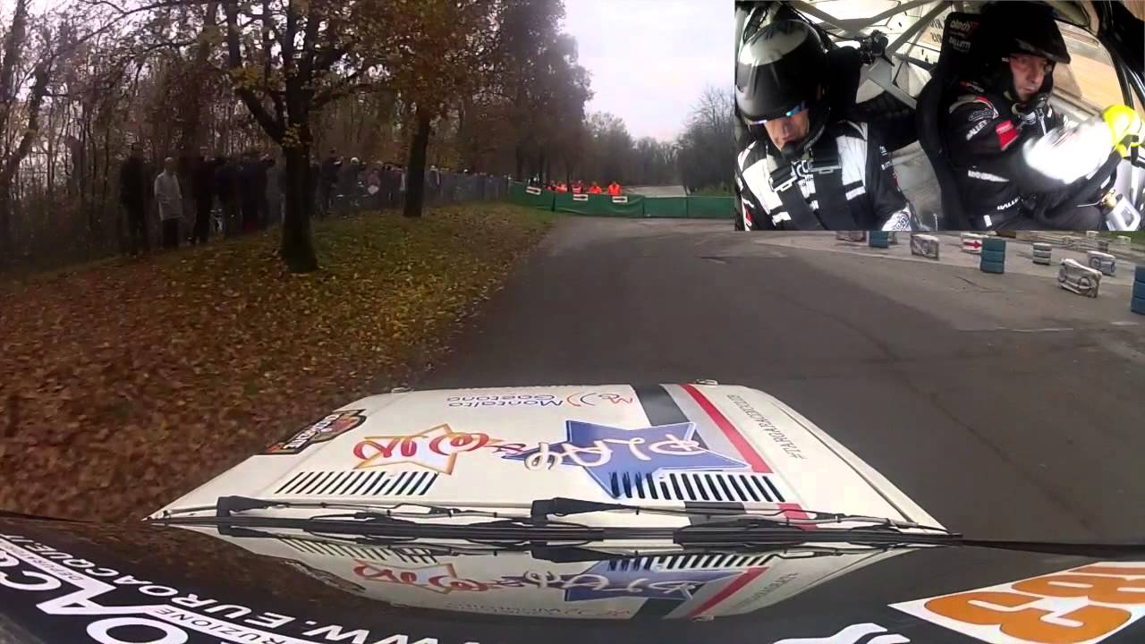Best of Monza Rally Show 2014 Historic - YouTube