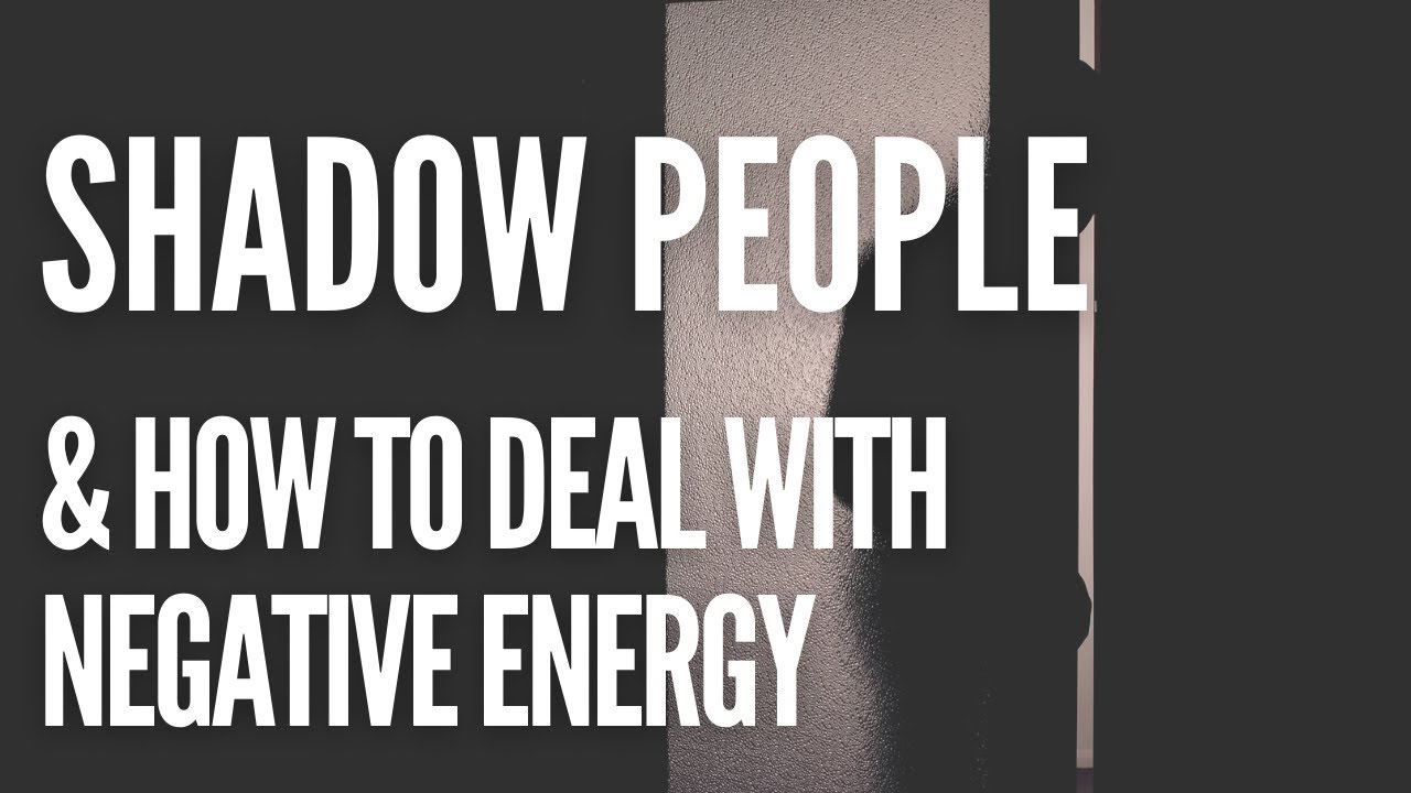 Shadow People & Dark Beings - Natalia Kuna - Psychic Medium