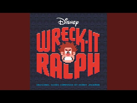 Wreck-It, Wreck-It Ralph Lyrics